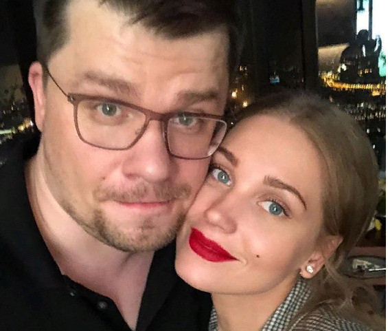 Кристина Асмус и Гарик Харламов счастливы в браке боле пяти лет