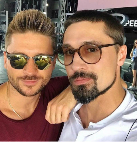 Сергей Лазарев и Дима Билан являются хорошими друзьями