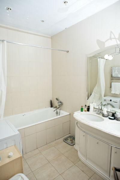 В ванной вскоре планируется ремонт