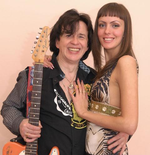 Александр и Нелли Барыкины