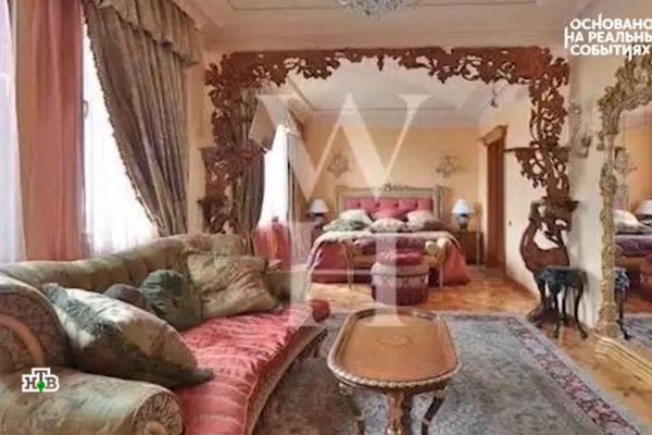 Максакова жила в квартире до отъезда в Киев