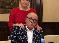 Эммануил Виторган показал лицо дочери и расплакался