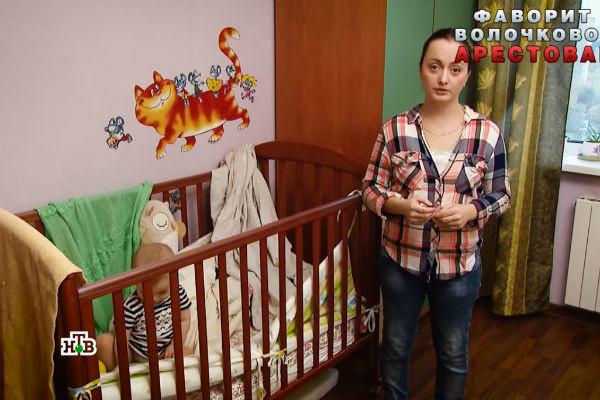 Ранее жена Скиртача, недавно ставшая мамой, умоляла Анастасию не отправлять ее мужа в тюрьму