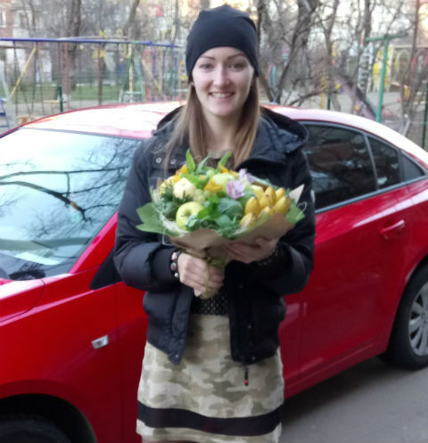Дарья Городилова
