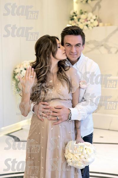 Влюбленные сыграли свадьбу 25 октября