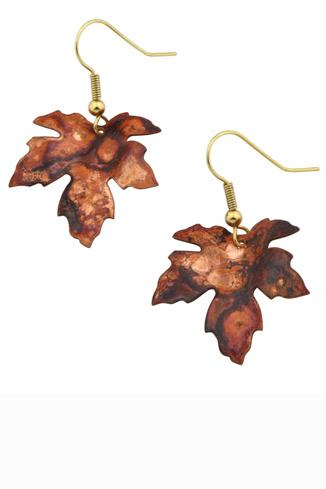 Copper Jewelry Сережки, 650 руб.