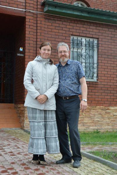 Елена и Вячеслав в заботах о детях стали ближе друг другу
