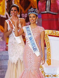 «Мисс мира-2013» Меган Янг