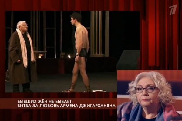 Татьяна Власова была против того, чтобы Армен Борисович выходил на сцену в качестве актера