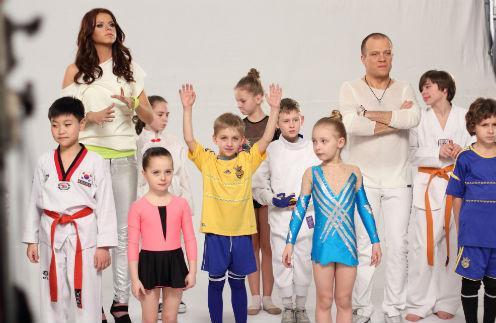 Надежда Гуськова и DJ Groove