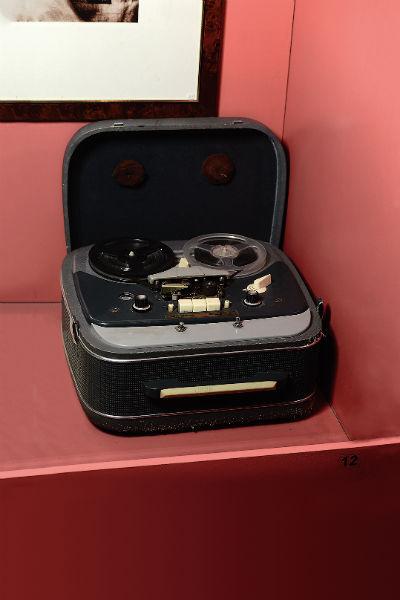Благодаря магнитофонам творчество поэта стало известно широкой аудитории