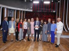 Соревнование с Адриано Челентано, выступление Михаила Барышникова и другие грузинские сюрпризы