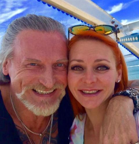 Никита Джигурда и Марина Анисина назвали дату рождения сына