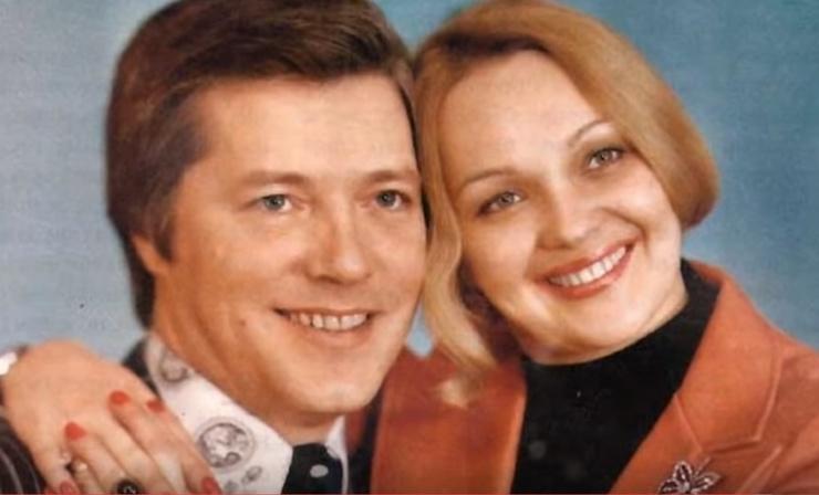 Наталья Гвоздикова с мужем. Документальное кино на Первом