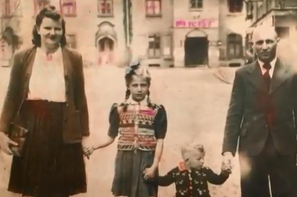 Семья Эдиты Пьехи