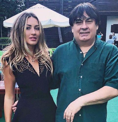 Дочь Александра Серова выходит замуж