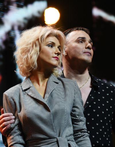 Ирина Тонева и Кирилл Андреев
