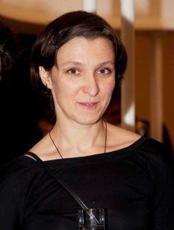 Олеся Железняк - четырежды мама