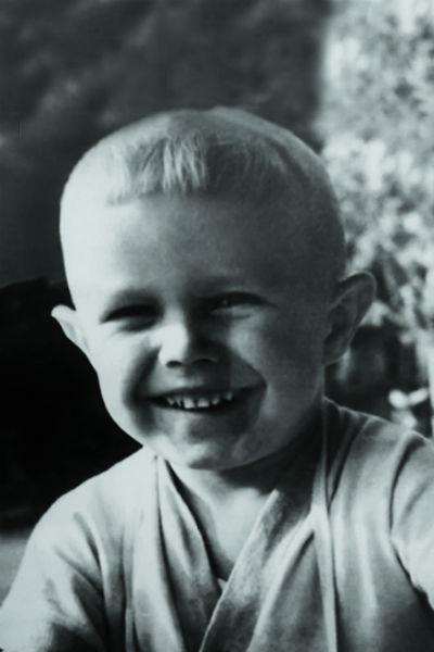 В детстве Гармаш мечтал стать моряком, начало 60-х годов