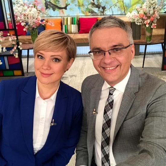 Анастасия Орлова и Роман Будников