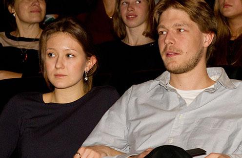 никита ефремов фото с женой