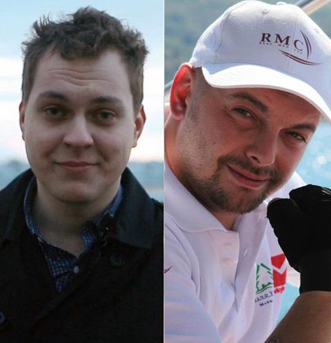 Юрий Хованский и Кирилл Калашников