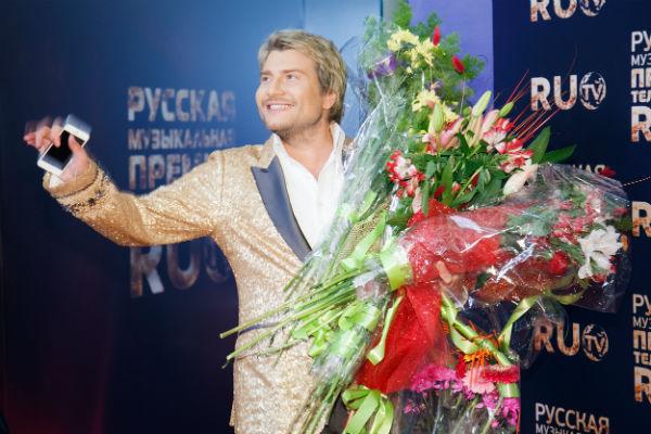 8 место. Певец Николай Басков