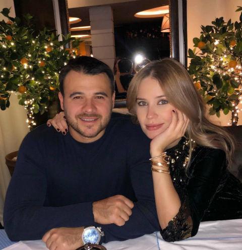 Эмин и Алена Гаврилова