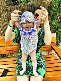 Ее дочь Маргарита в восторге от первых каникул