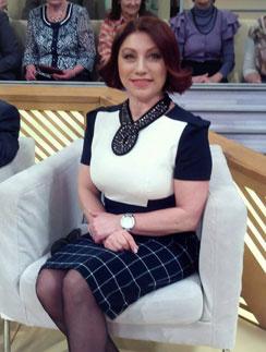 Роза Сябитова внимательно следит за своим внешним видом