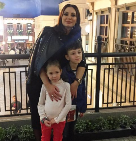 Инна Жиркова старается уделять много времени воспитанию детей