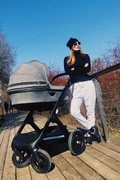 Певица давно мечтала стать матерью