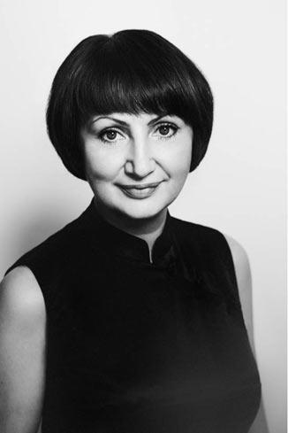 Натали Гейман, творческий партнер MATRIX Россия