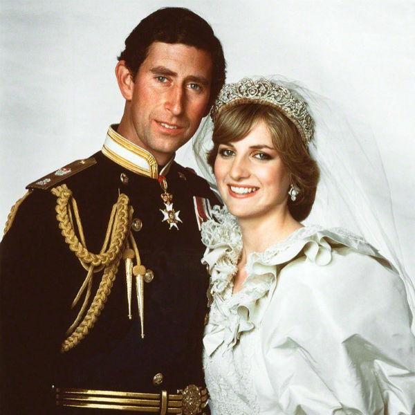 Принц Чарльз и Диана Спенсер