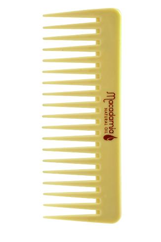 Macadamia Гребень для волос, пропитанный маслом арганы и макадамии, 610 руб.