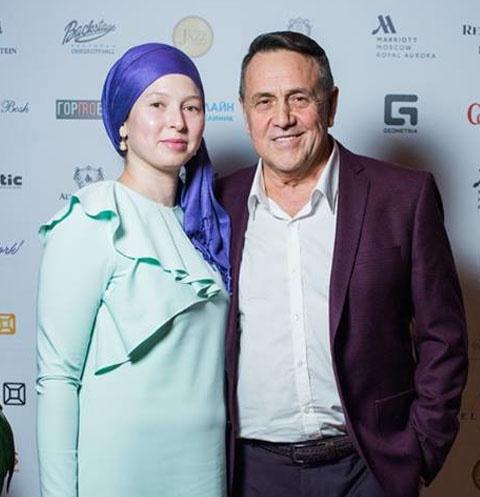 Ренат Ибрагимов с женой Светланой