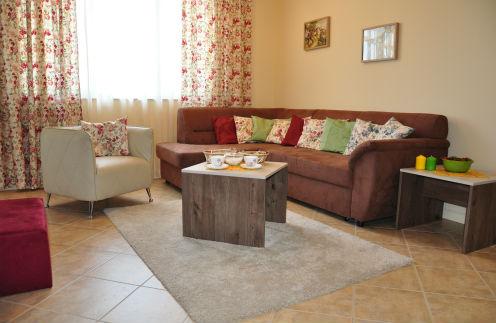 Мебель в квартиру Сергей и Анна выбирали вместе