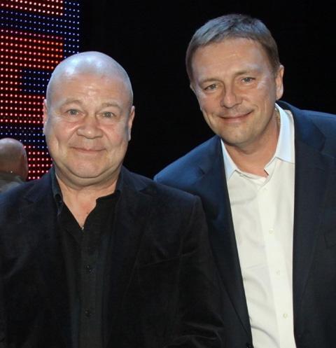 Сергей Селин и Алексей Нилов