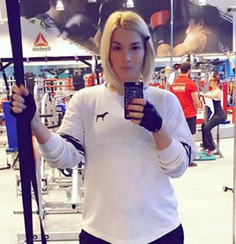 Юлия Костюшкина