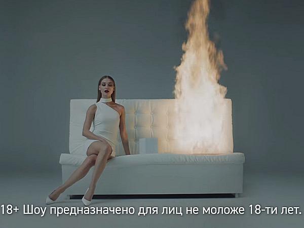 Кристина Асмус стала ведущей шоу