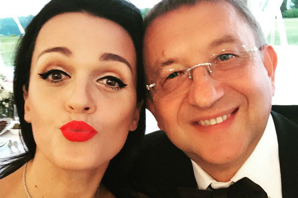 Анастасия Сланевская и Анатолий Донелецкий