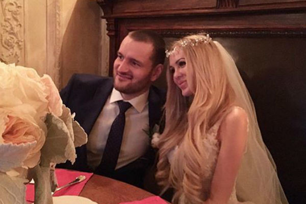 Алексей и Юлия счастливы быть вместе