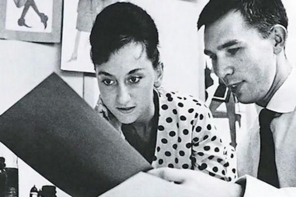 Зайцев с женой Мариной
