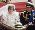 Ломтик свадебного торта принцессы Дианы продан на аукционе