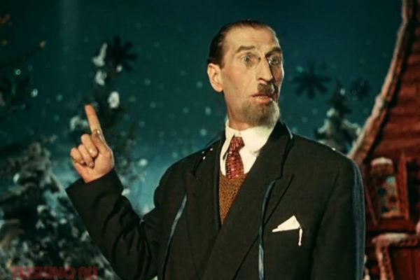 Сергей Филиппов в «Карнавальной ночи»
