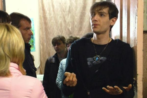 Александр Шепс часто выходит на связь с потусторонним миром