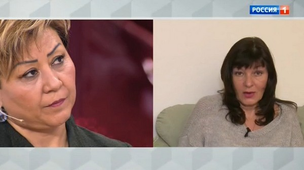 Вдова Алексея Петренко опровергает утверждения его дочери