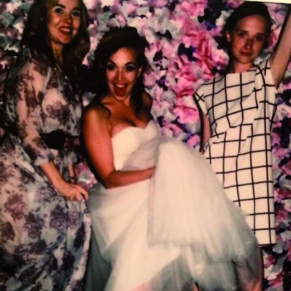 Ольга и Татьяна на свадьбе сестры Натальи в июле 2017 года