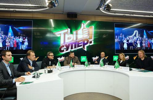 Пресс-конференция, посвященная премьере второго сезона проекта