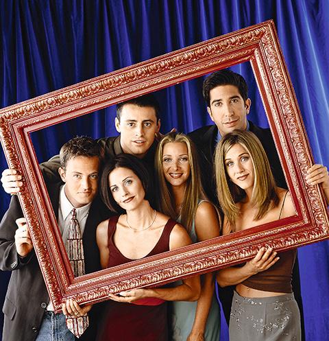 В «Друзьях» все шестеро заработали столько, что могли никогда больше не трудиться